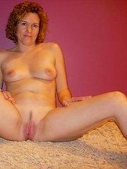 Redhead Moms