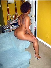 Amateur home porn of mature blacks