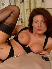 Hot MILF Jenny is getting us all dirty