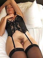Private sex albums of real mature girlfriends