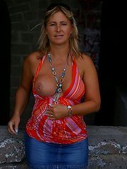 I did a cruise with the aidaship last year Many men were smiling when I passed them with my sexy outfit What do You think should I change my outfits